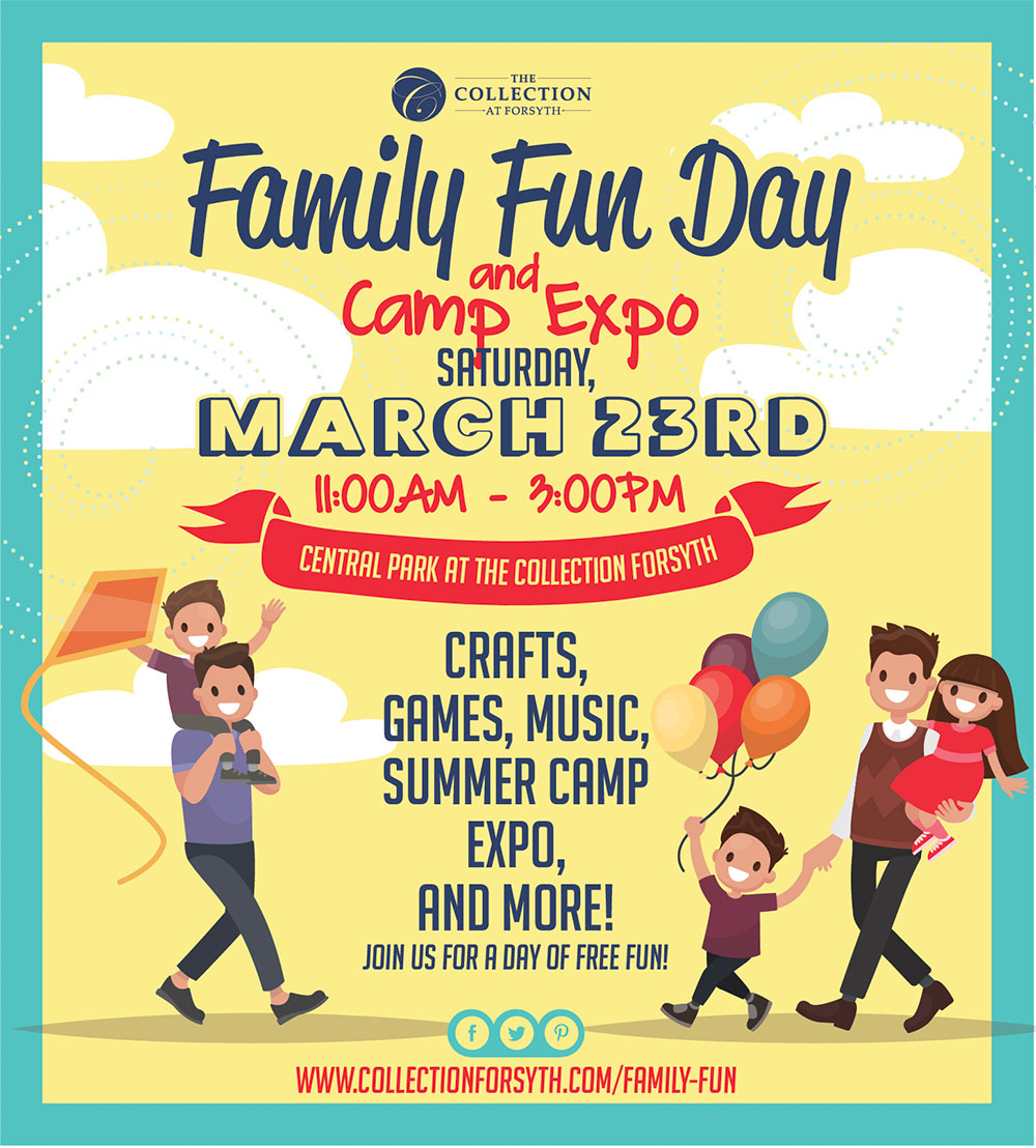 Family Fun Day and Camp Expo